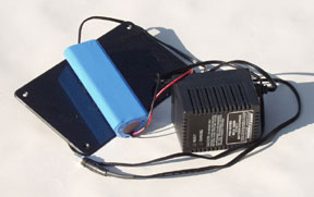 Rechargeable Power Supply